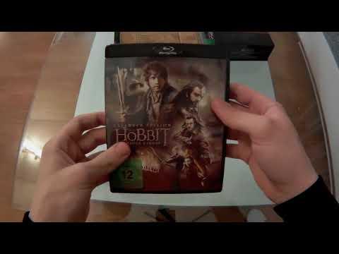 Der Hobbit Trilogie - Extended Edition [Blu-ray] Unboxing inkl. Trailer