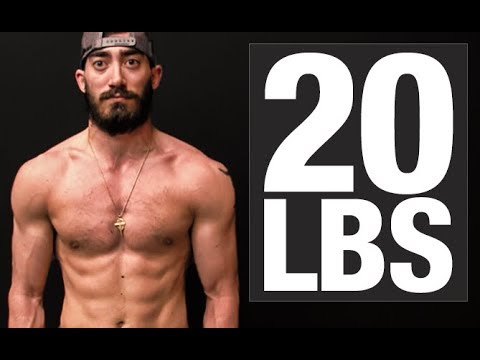 How to Gain 20 LBS of Muscle! (THE RIGHT WAY)