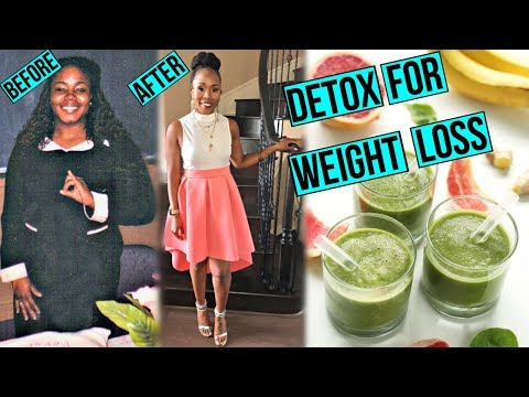 Video Detox for FAST WEIGHT LOSS | Smoothie & Juice Recipes that WORK! + CONTEST