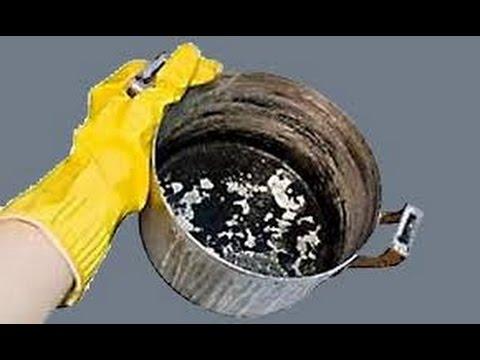 5 Cara Bersihkan Panci Gosong Agar Kembali Kinclong pada berapa banyak  orang bisa menurunkan berat badan dalam sehari 832cdff40b