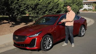 Cadillac CT5 2019 - dabar