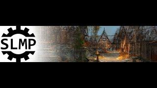 Skyrim Special Edition.Сборка Модов SLMP SSE+100 Модов , включая Наследие Драконорожденного
