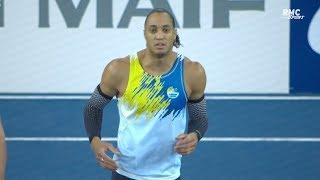 Miramas 2019 : Finale 60 m haies M (Pascal Martinot-Lagarde en 7''52)