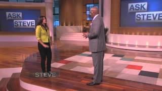 Ask Steve - How do I prevent an awkward hug?