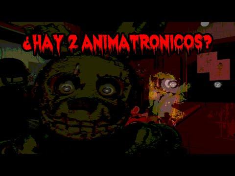 ¿Hay Otro Animatronico En Five Nights At Freddy's 3? | fnaf 3