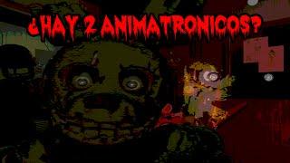 ¿Hay Otro Animatronico En Five Nights At Freddy's 3?   fnaf 3