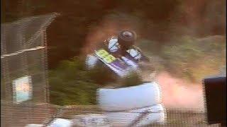 preview picture of video 'Ohsweken Speedway Flips 2013 Season- Including Tony Stewart'