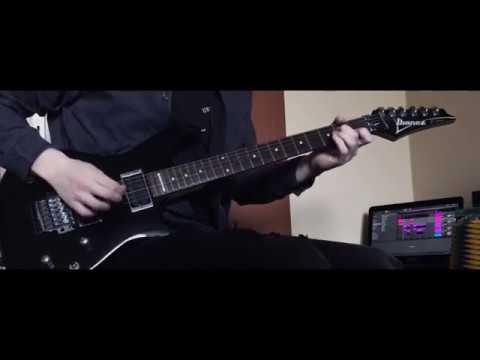 Machine Gun Kelly, YUNGBLUD, Travis Barker - I Think I'm OKAY (Guitar Cover)
