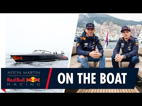 On The Boat | Catch up on deck with Max and Pierre at the Monaco GP