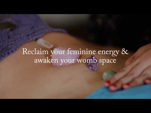 Fertility/Sacred womb Massage