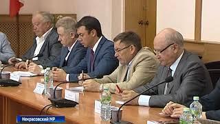 Выездное заседание комитета по бюджету областной Думы прошло в посёлке Некрасовский
