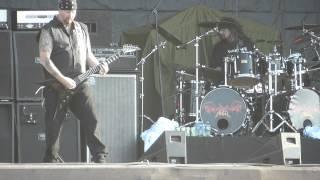 Dark Angel - Perish In Flames + Older Than Time Itself - Hellfest 2014 (Clisson) June 20,21,22, 2014