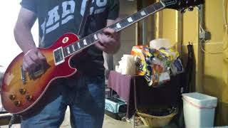 April wine get ready for love guitar cover
