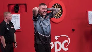 What are the RAREST things that can happen in a DARTS match?