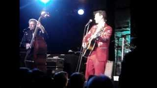 """CHRIS ISAAK- """"How`s The World Treating You"""" LIVE 2012 Köln (Cologne) October 15th 2012"""