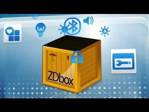 Vídeo do ZDbox