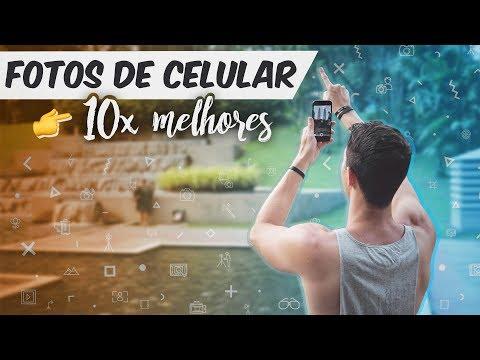 Fotos de celular 10x melhores com 2 passos