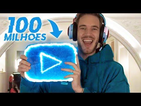10 YouTubers Com Placas Únicas no Mundo