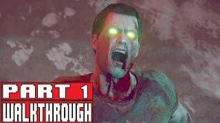DEAD RISING 4 Frank Rising Gameplay Walkthrough Part 1 TRUE ENDING DLC - No Commentary