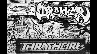 """Drakkar (Mex) - """"Thrashcore"""" demo 1988 mexican raw speed thrash"""
