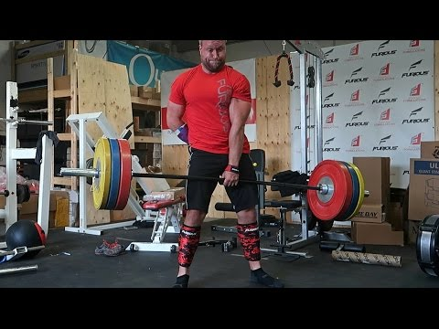 FIRST TIME TRYING ONE/SINGLE ARM DEADLIFTS!