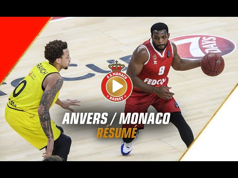 [MINI-MOVIE] Anvers - Monaco | EUROCUP