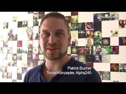 Marketing Writer - Texter Interview mit Patrick Bucher