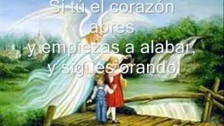 Angeles De Dios - Dei Verbum Letra.wmv