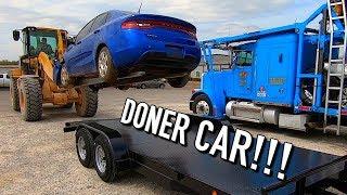 We Got a Donor Car for the Dodge Dart SXT!!! Powertrain Swap!!