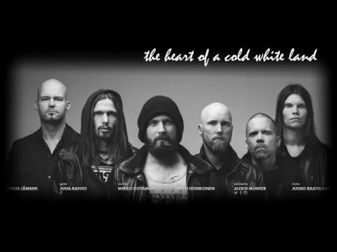 Swallow The Sun - The Heart Of A Cold White Land {lyrics}