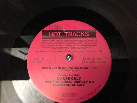 1983 Top 40 Medley --  Hot Tracks