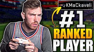 Playing the #1 Ranked Player in the World   Madden 20 Ultimate Team (Throne vs Kmac)