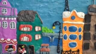 5-классник снял пластилиновый мультфильм об Омске