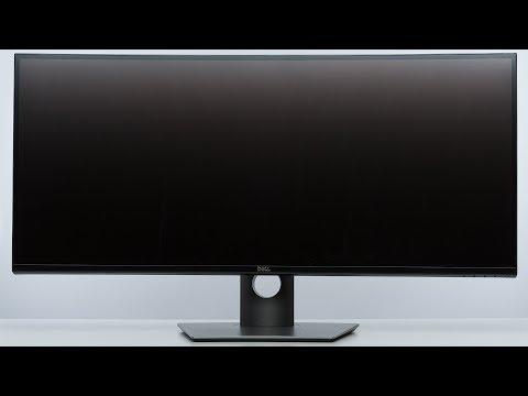 21:9-Business-Curved-Monitor Dell U3818DW empfiehlt sich für die EBV (Hands on)