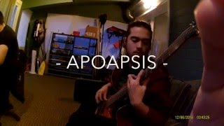 Apoapsis - Consumed Day 2: Bass and Vocals