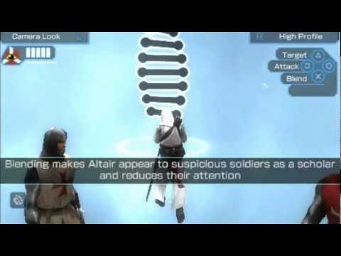Assassin's Creed : Bloodlines PSP