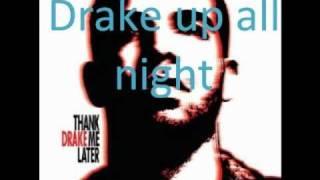 Drake up all night feat. Nicki Manaj
