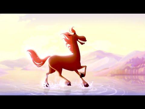 Конь Юлий и большие скачки — Трейлер (2020)