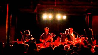 Drive-By Truckers Pawtucket 10/21/2014 Shit Shots Count