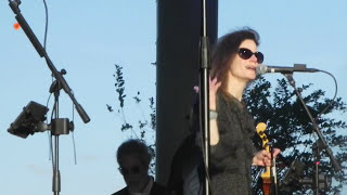 """Because The Night"" 10,000 Maniacs Mary Ramsey 10-20-2017 Epcot"