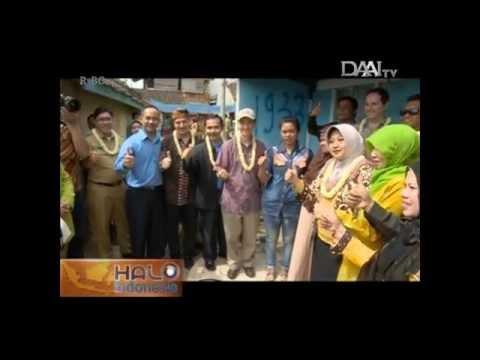 Healthy Latrine Installments in Bandung District on DAAI TV (Part 1)