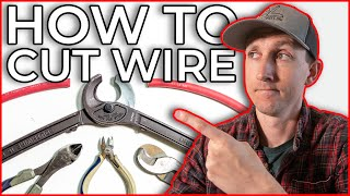 How to Cut Wire - 4/0 to 22 AWG