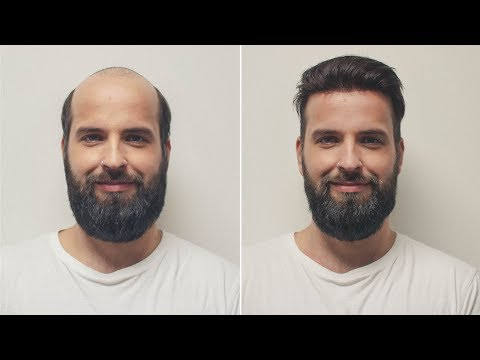 Barber Style Haircut | Hairstyle Transformation | Hairsystems Heydecke
