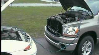 Using Jumper Cables, the Right Way