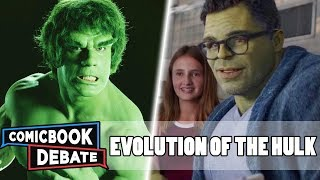 Evolution of Hulk in Movies & TV in 10 Minutes (2019)