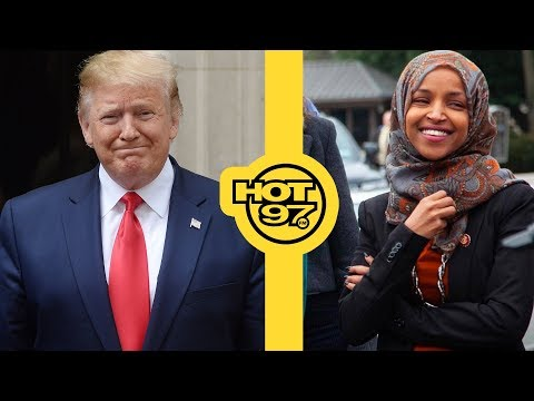 Donald Trump PLAYED Himself For Using Racist Language On Congresswomen; EITM Reacts
