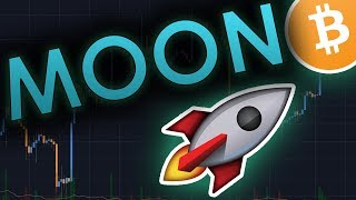 MOON MISSION Resumed! - How Quickly Can BTC Hit 12k?