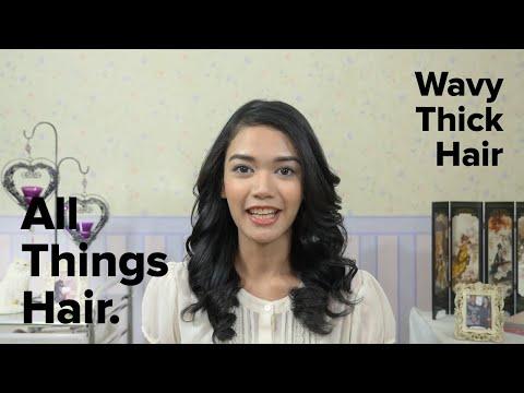 Video Gaya Rambut Ikal bervolume by Dhana Xaviera