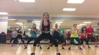 Strong by Zumba Warmup - DJ Francis Strong Warmup #1 - Holly