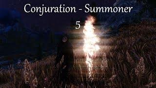 Skyrim - Conjuration - Summoner (Ordinator Exploration) - 5
